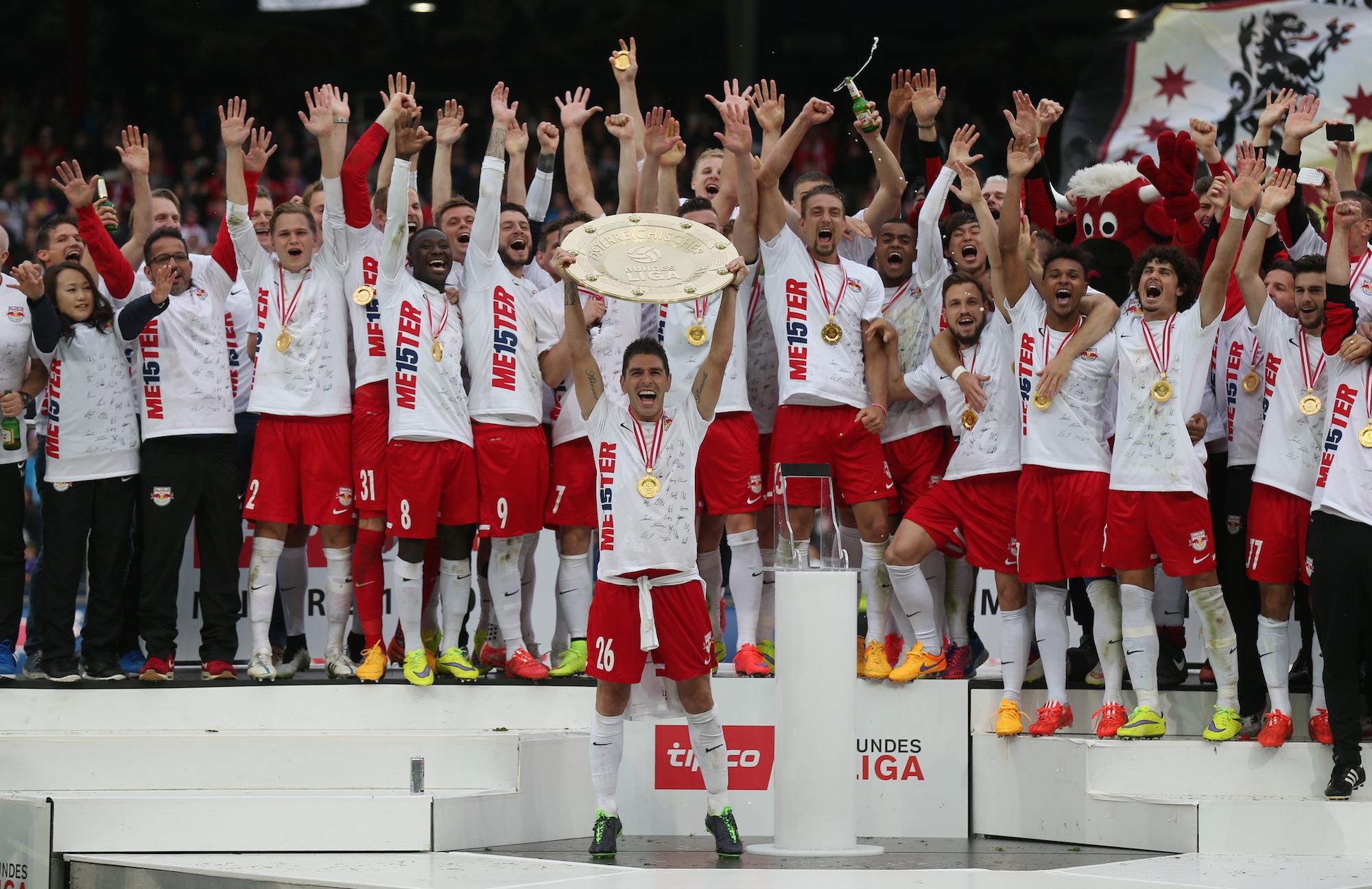 RB Salzburg v Wolfsberger AC - tipico Bundesliga