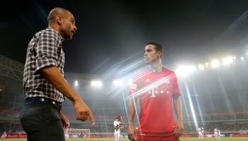 Nuova tappa cinese per il Bayern di Guardiola: dopo l'Inter tocca al Guangzhou di Scolari e Robinho