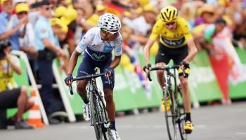 """La rivincita dello """"Squalo"""" e il sogno di Quintana: la maglia gialla cambierà padrone?"""