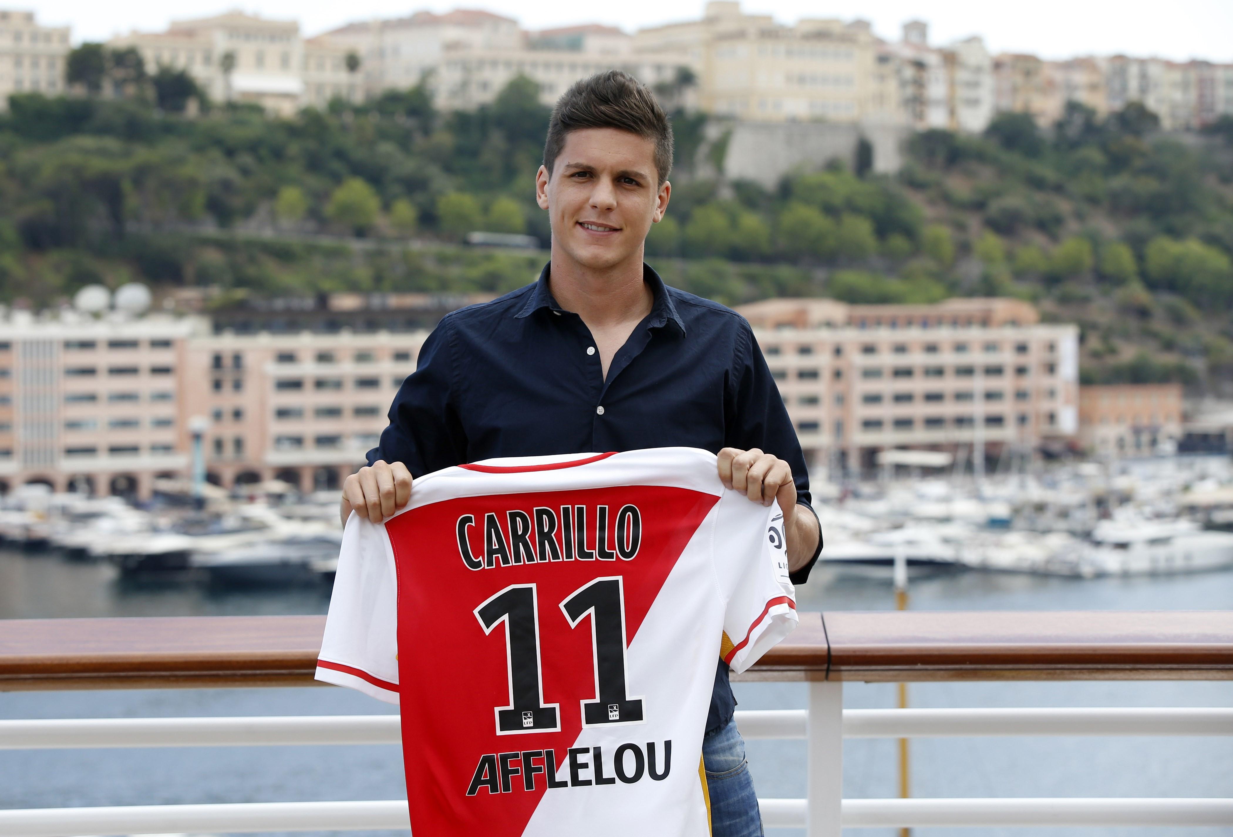 Guido Carrillo, 24 anni, 7 gol in 10 gare nella scorsa Copa Libertadores