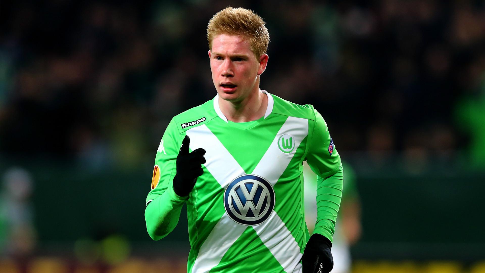 Kevin De Bruyne, pagato 75 milioni di euro per strapparlo al Wolfsburg