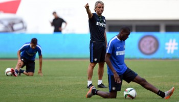 Bayern-Inter: amichevole apparentemente senza storia