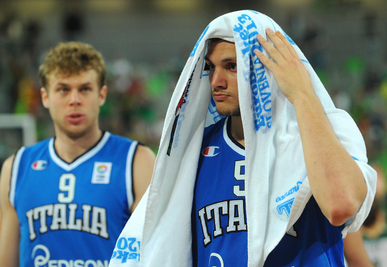 Alessandro Gentile e Nicolò Melli, due perni della Nazionale italiana