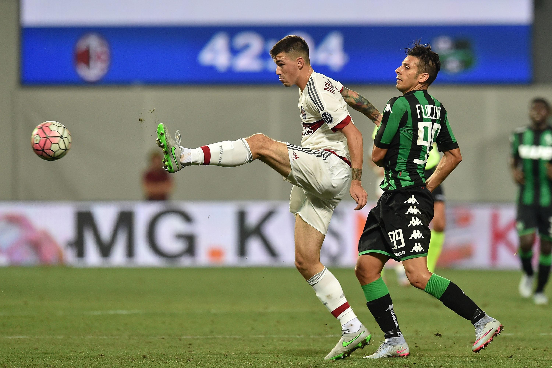Prima da titolare con il Milan per Alessio Romagnoli