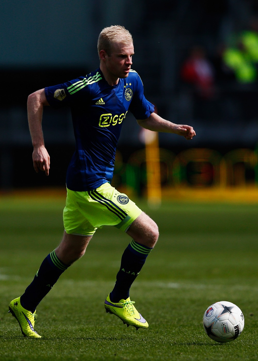 Davy Klaassen: sua la doppietta che ha permesso all'Ajax di pareggiare 2-2 a Vienna