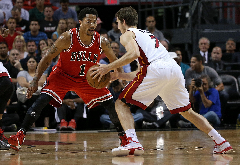 Derrick Rose e Goran Dragic: Bulls e Heat sono le principali outsider dei Cavaliers