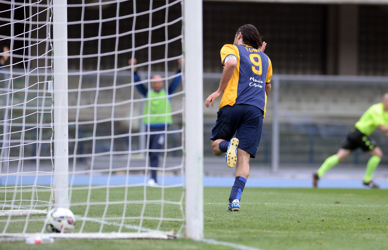 Luca Toni, solamente 3 gol in campionato