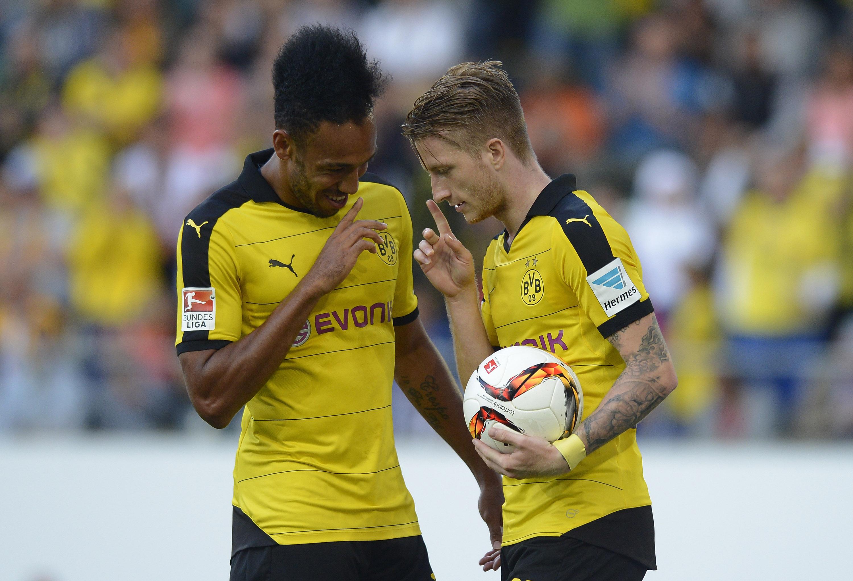 Juventus v Borussia Dortmund - Preseason Friendly