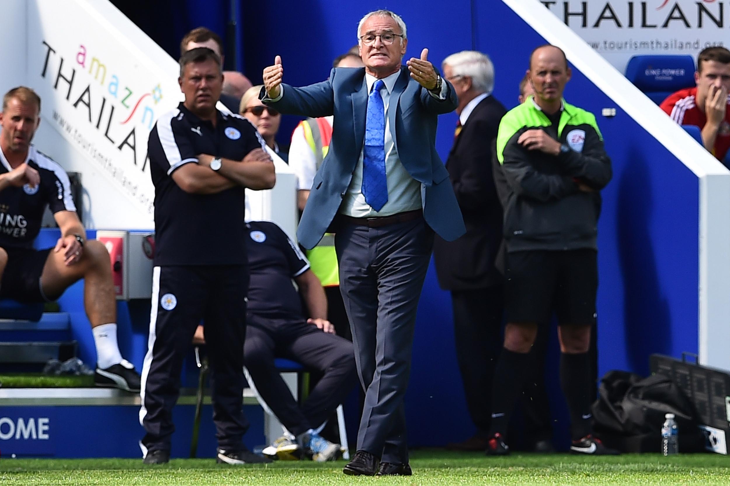Claudio Ranieri ora ci crede: 8 giornate per raggiungere il sogno del titolo col Leicester