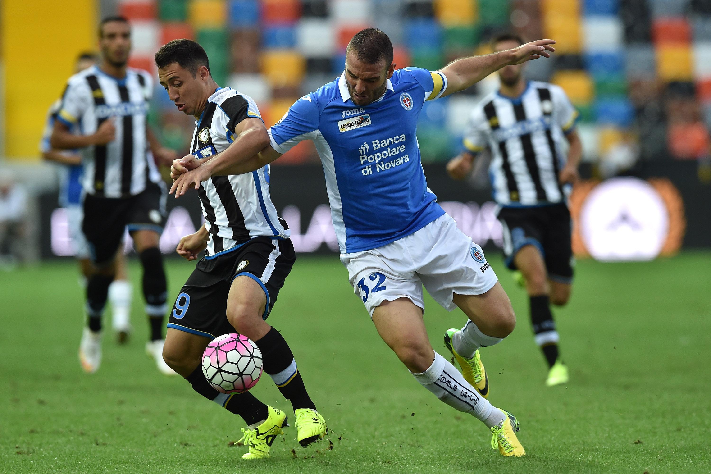 Udinese Calcio v Novara Calcio - TIM Cup
