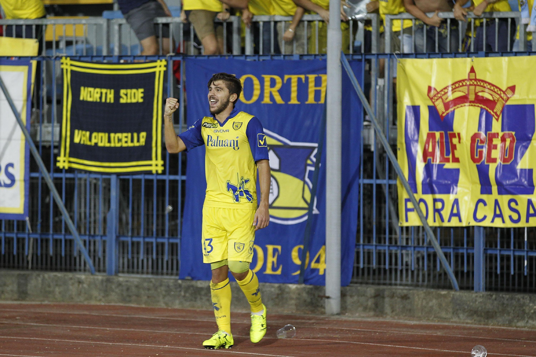 Alberto Paloschi, già un gol nella prima giornata di campionato contro l'Empoli