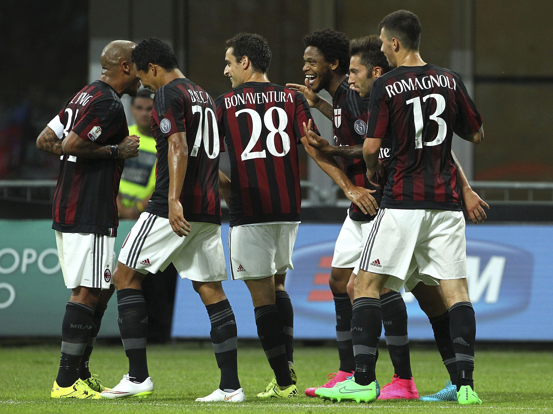 AC Milan - AC Perugia