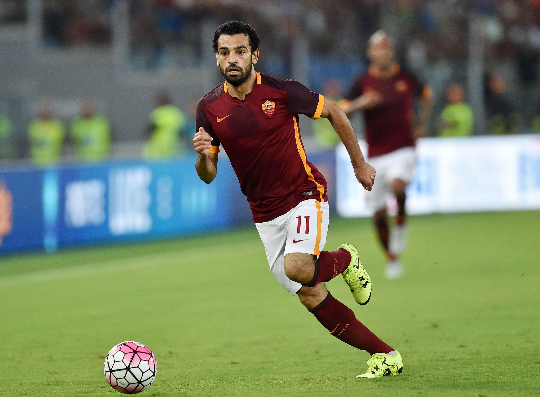 Salah è a caccia del suo primo centro in giallorosso