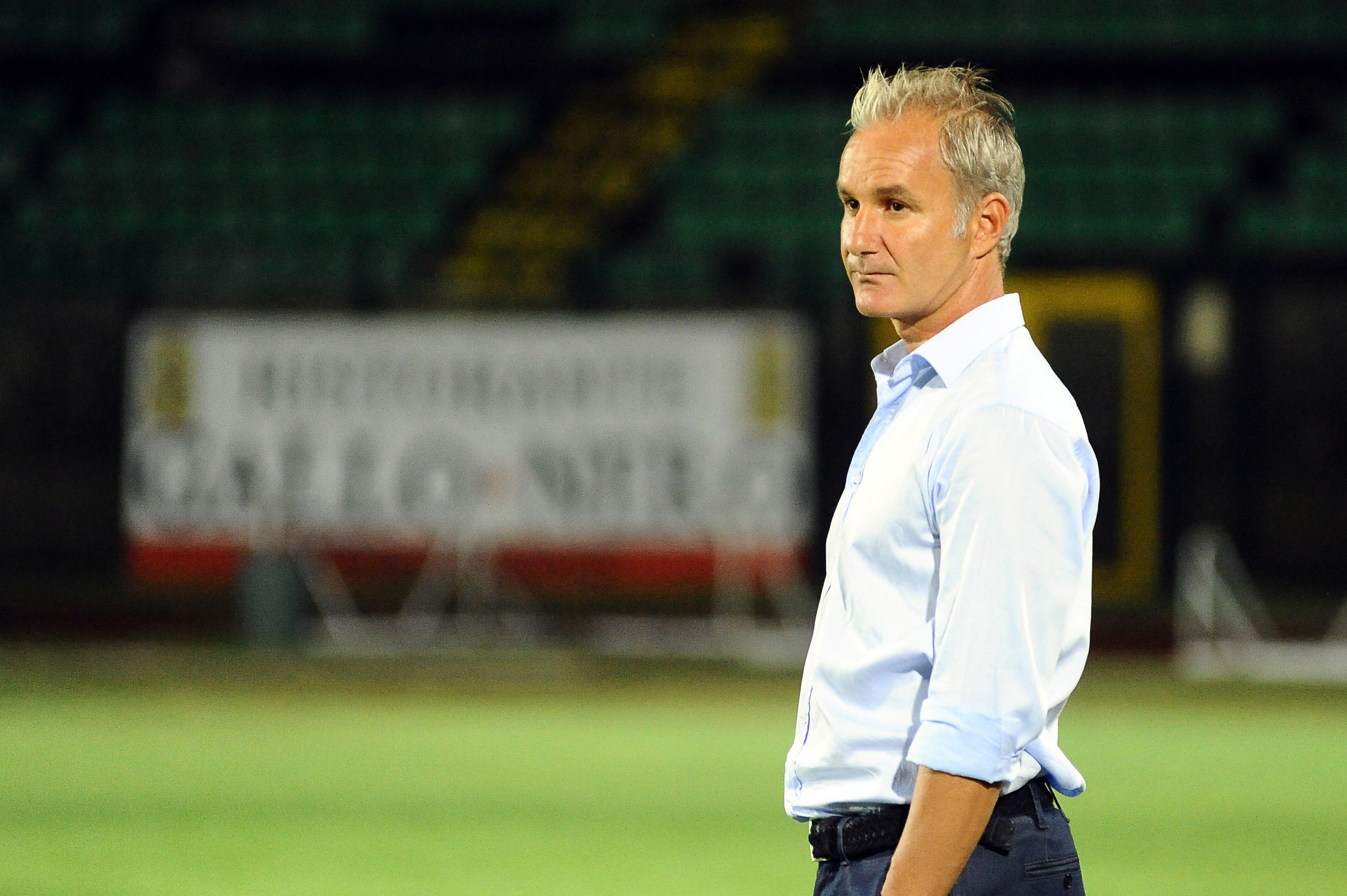 AC Siena v FC Crotone - Serie B