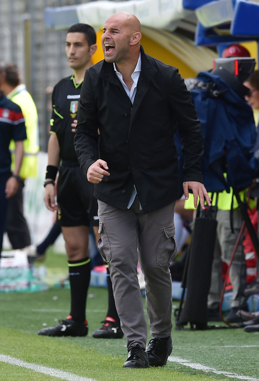 Frosinone Calcio v FC Crotone - Serie B