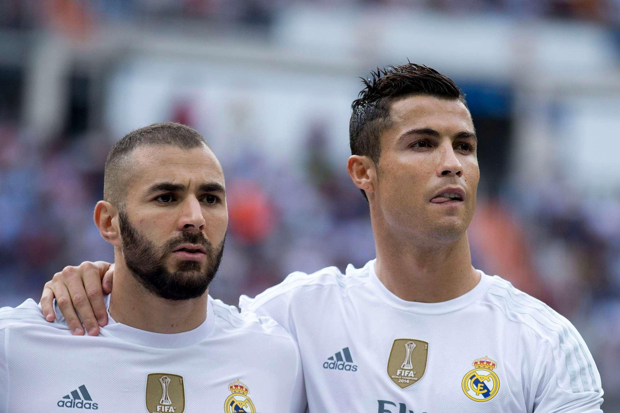 """Benzema e CR7: e il """"clasico"""" è del Real Madrid..."""