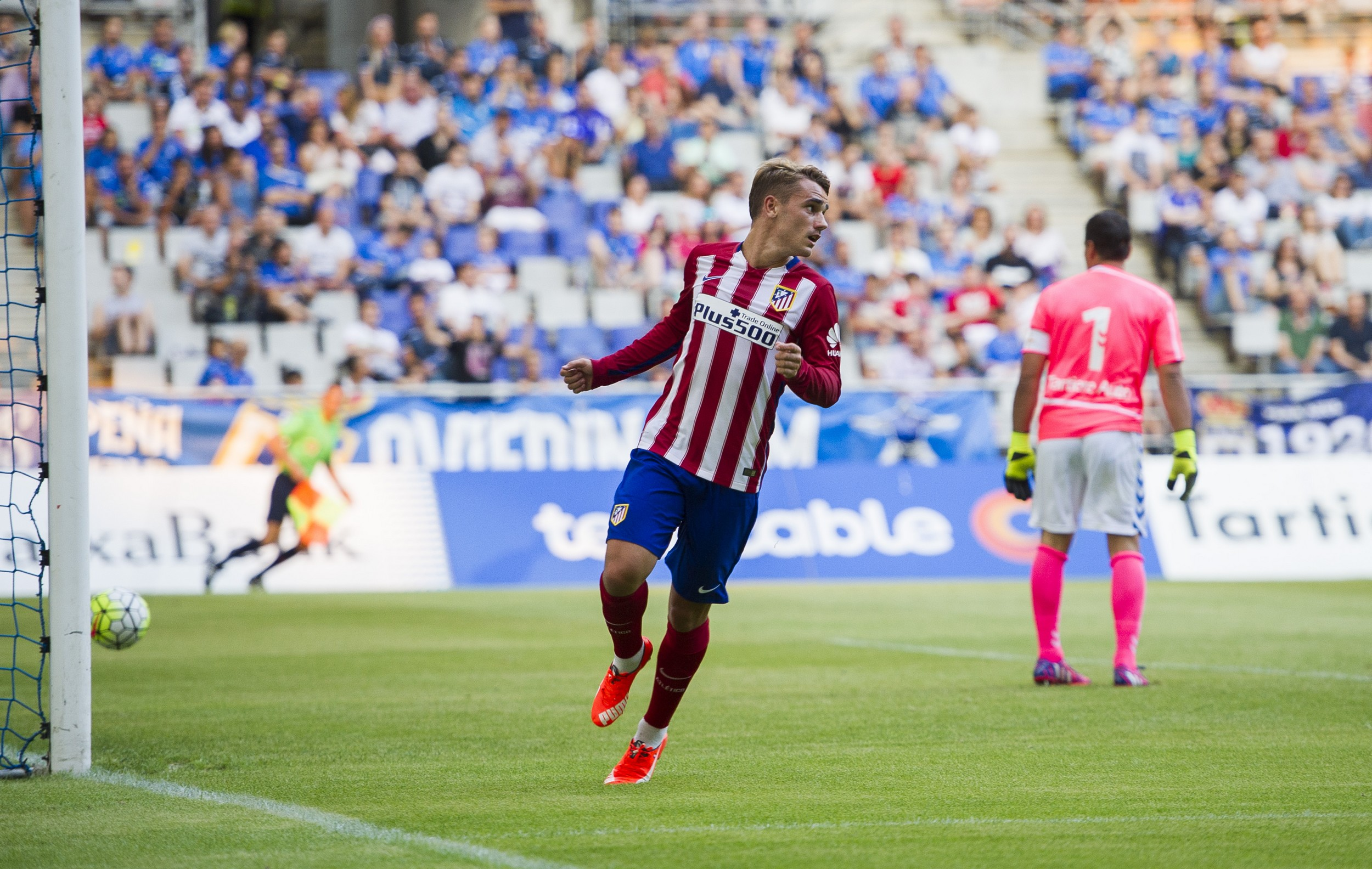 Real Oviedo v Club Atletico de Madrid - Pre-Season Friendly