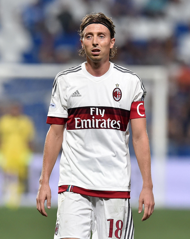 Riccardo Montolivo, capitano del Milan dal 2013