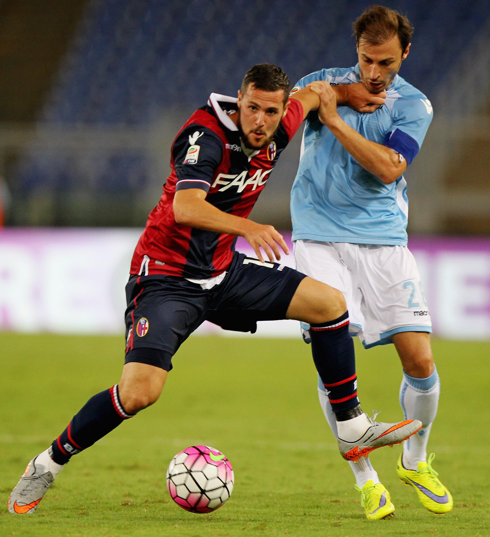 Mattia Destro, ancora in cerca del suo primo gol con il Bologna