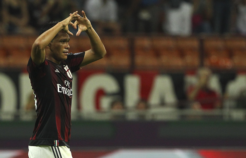 Bacca ha segnato 13 finora in Serie A
