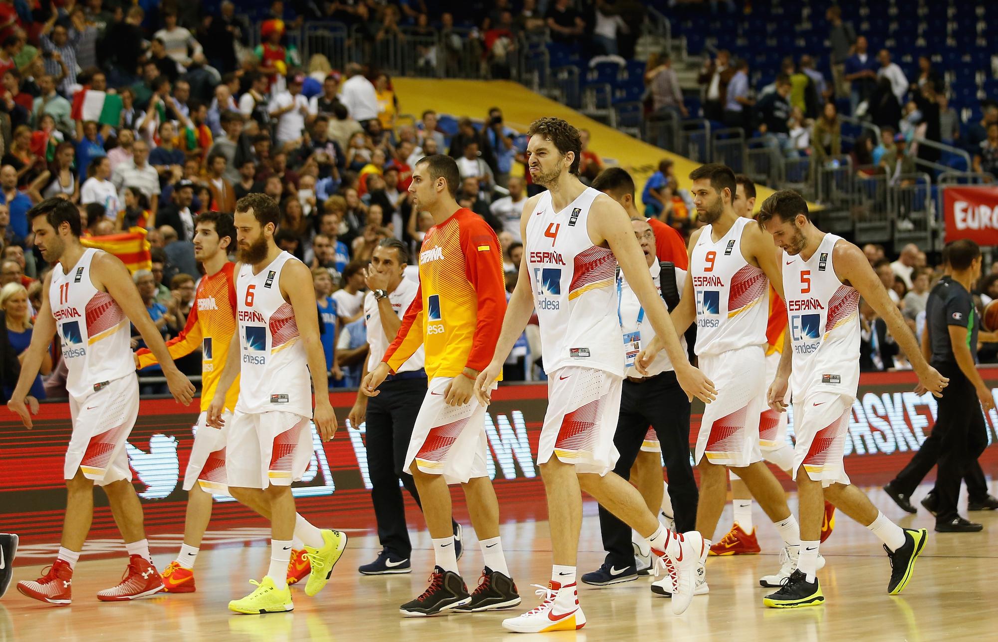Spain v Italy - FIBA Eurobasket 2015