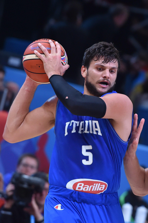 Alessandro Gentile, uno dei protagonisti azzurri a Eurobasket 2015