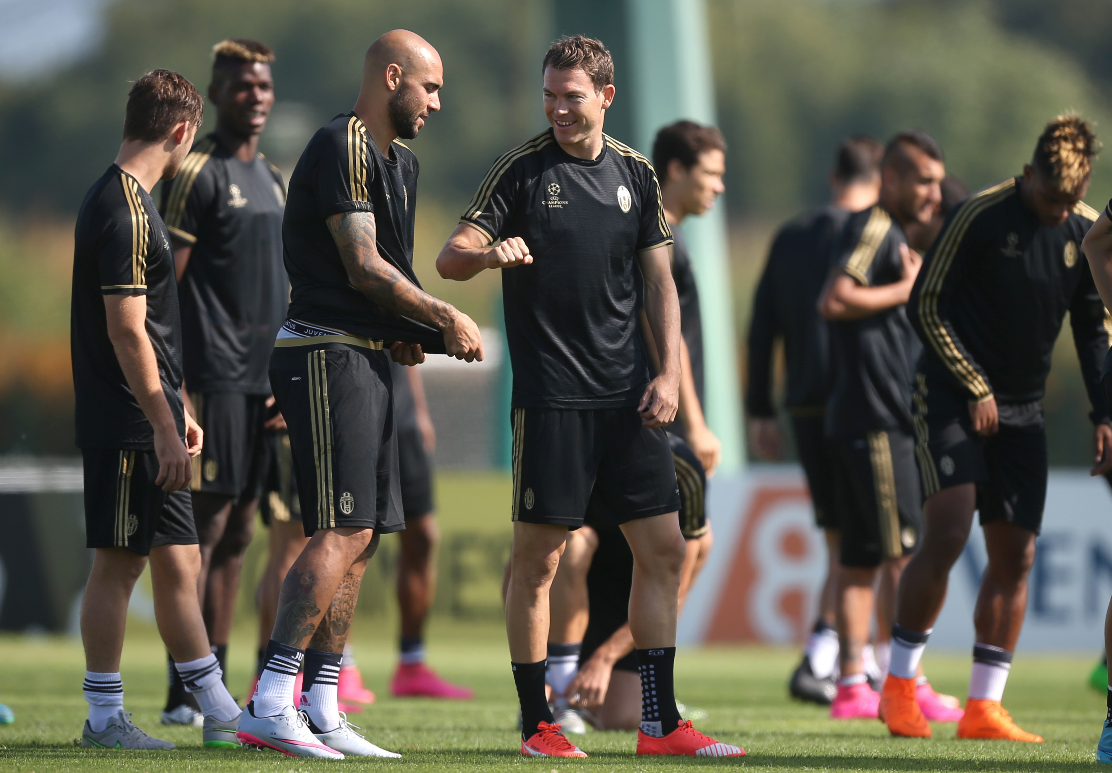 FBL-EUR-C1-JUVENTUS-TRAINING