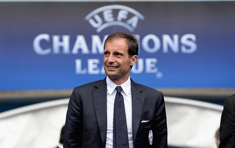 Massimiliano Allegri, allenatore della Juventus dal luglio 2014