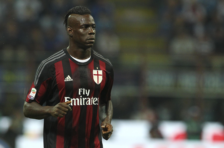 Mario Balotelli, un gol da quando è tornato al Milan in estate
