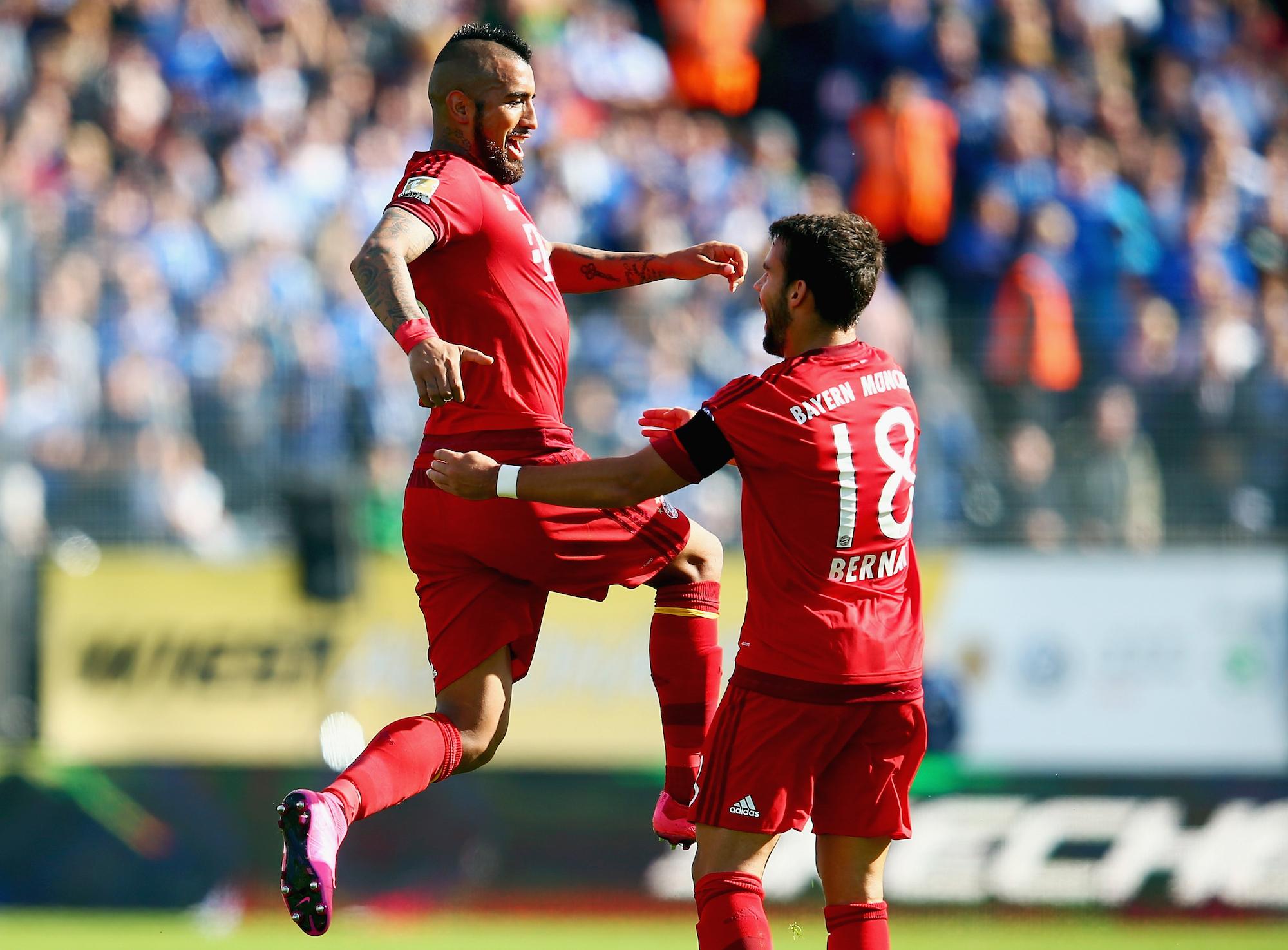 SV Darmstadt 98 v FC Bayern Muenchen - Bundesliga