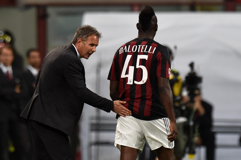 Chance dal primo minuto per Mario Balotelli dopo l'infortunio