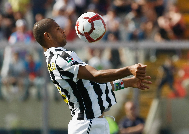 Felipe Melo ha vestito la maglia della Juventus dal 2009 al 2011