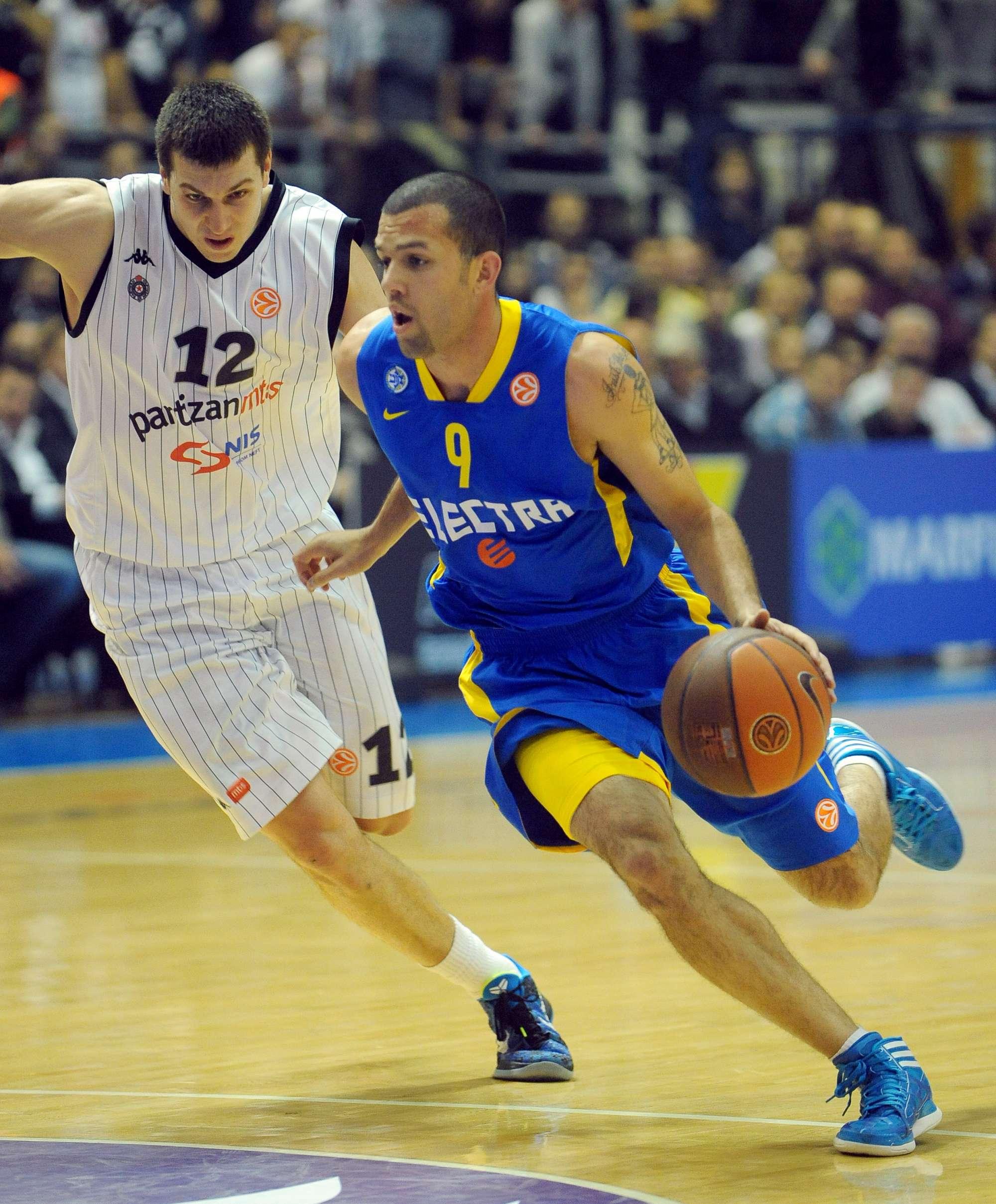 Jordan Farmar, ex Nba e giocatore dei Maccabi