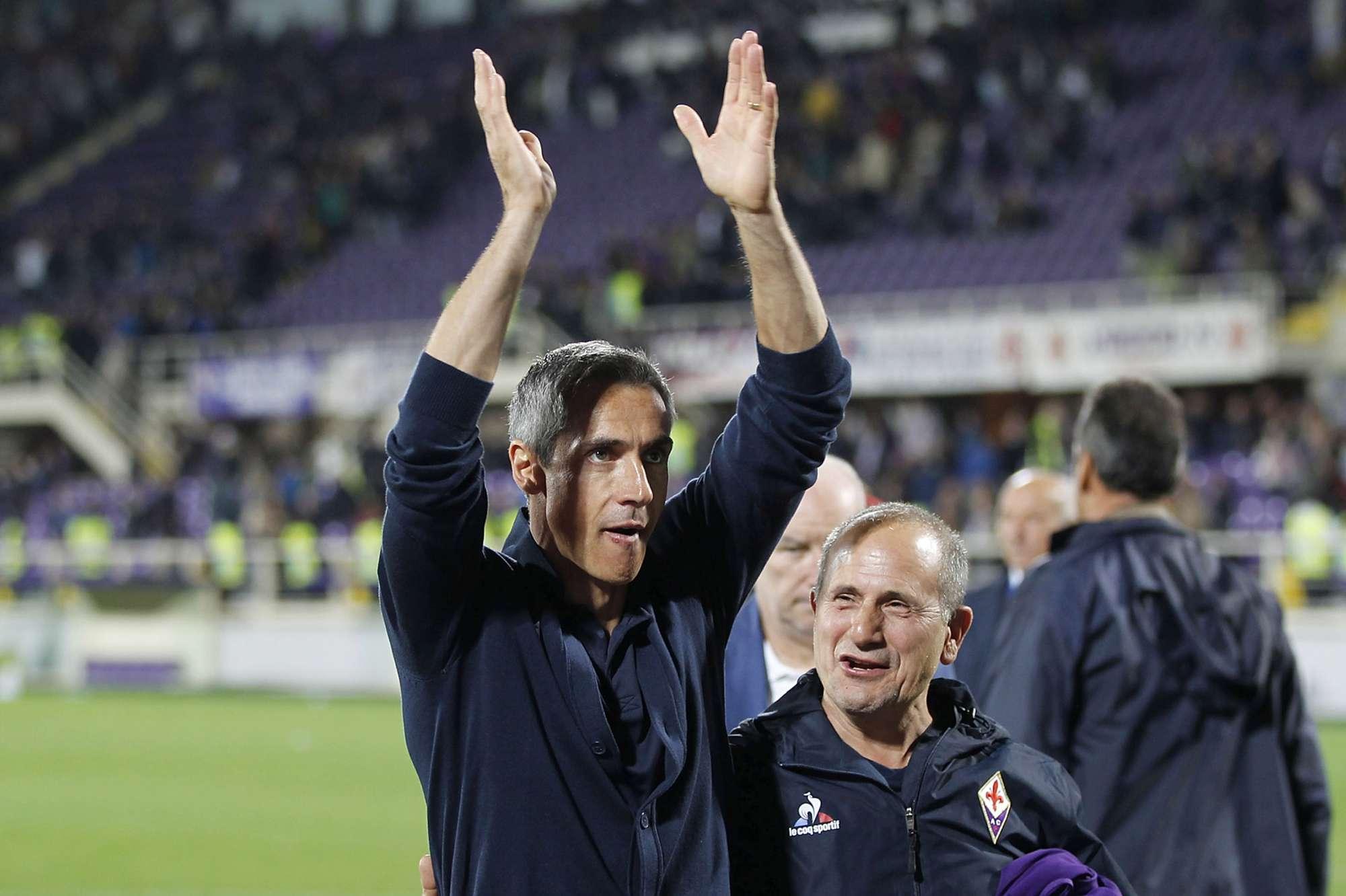 Paulo Sousa, tecnico della Fiorentina da questa stagione