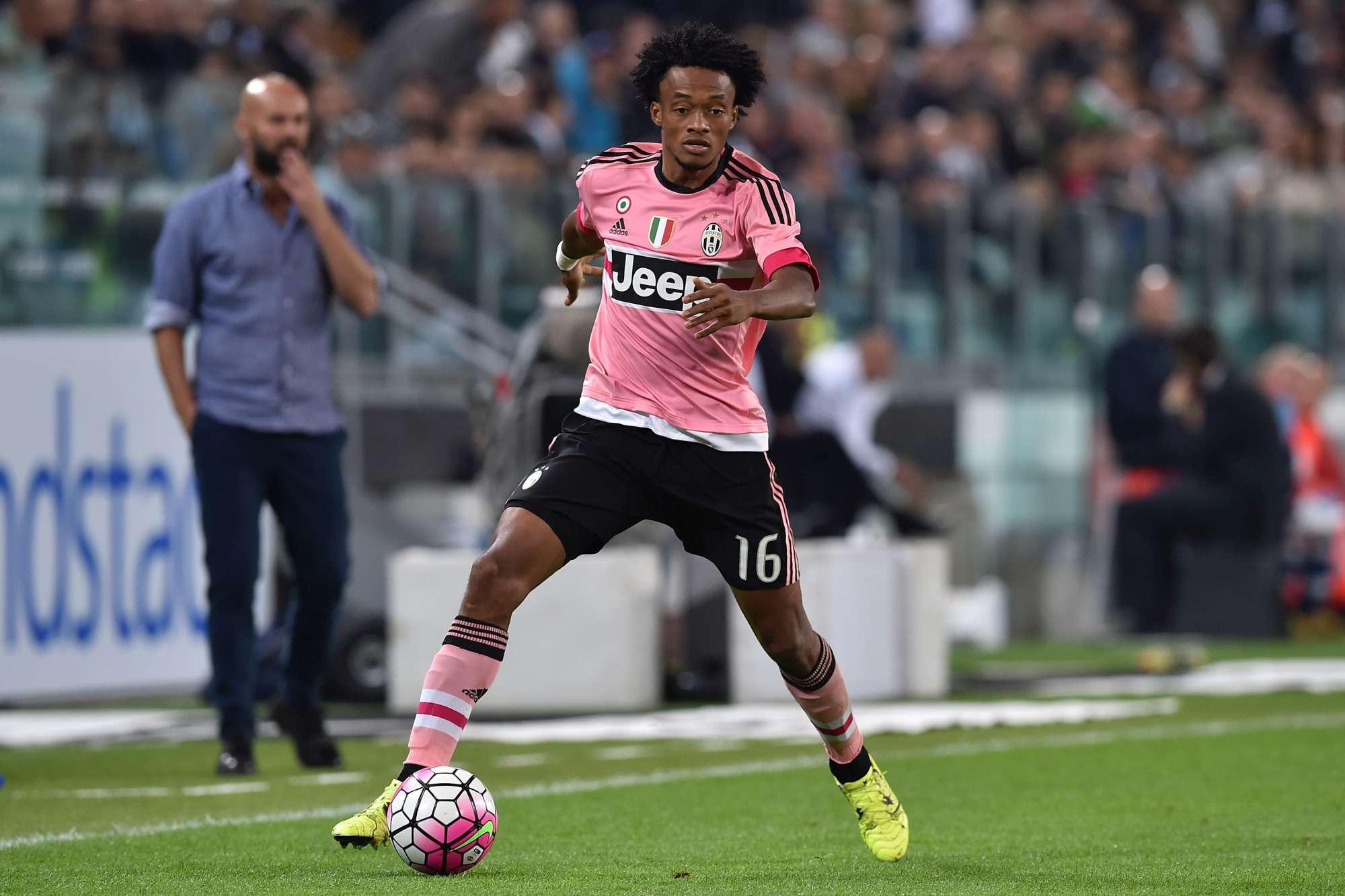 Cuadrado, Juventus