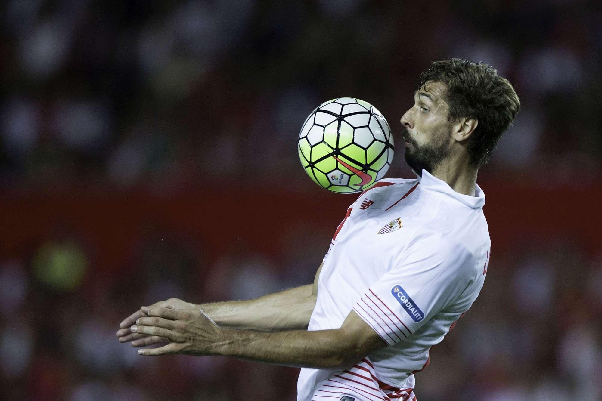 Fernando Llorente, ex Juve e ora attaccante del Siviglia