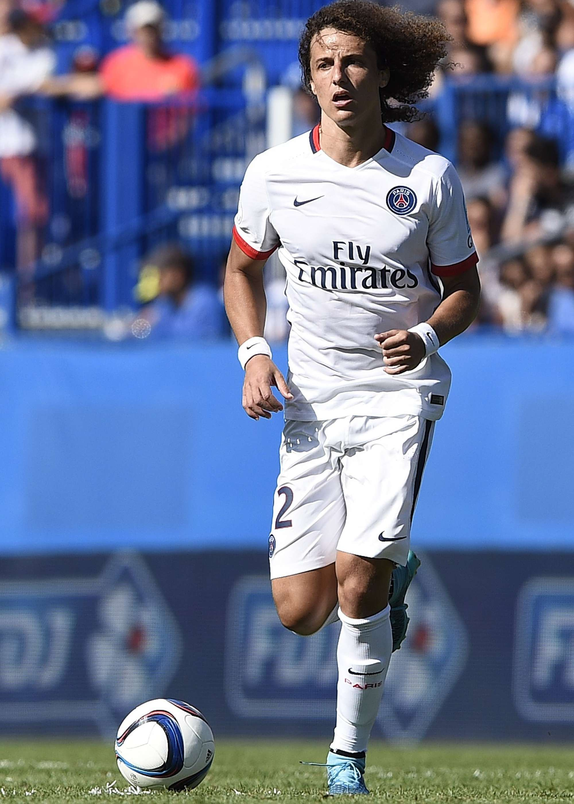 David Luiz sarà uno degli illustri assenti della serata di Champions