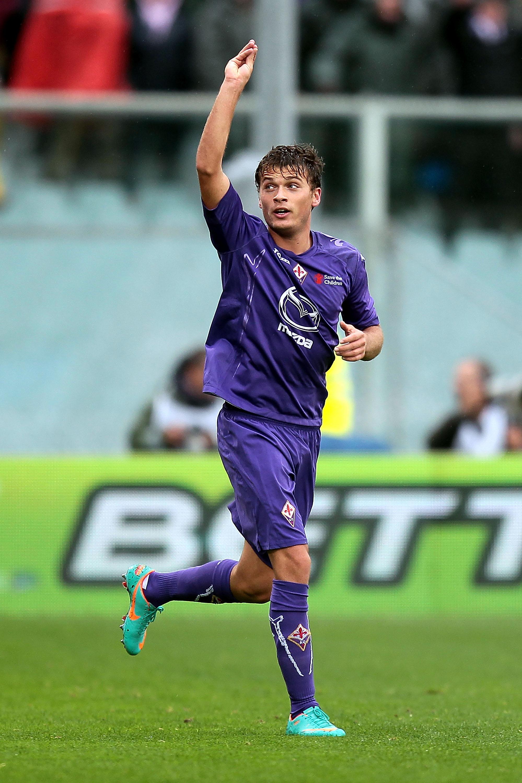 La prima stagione di Montella alla Fiorentina è la migliore per Ljajic: 11 gol