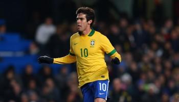 Dunga sceglie Kakà: il brasiliano torna a vestirsi di verdeoro