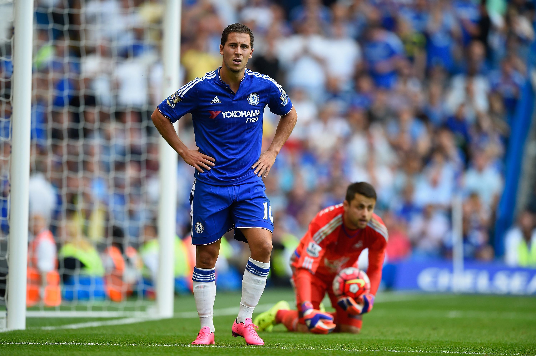 Il volto-sintesi del Chelsea di questa stagione...