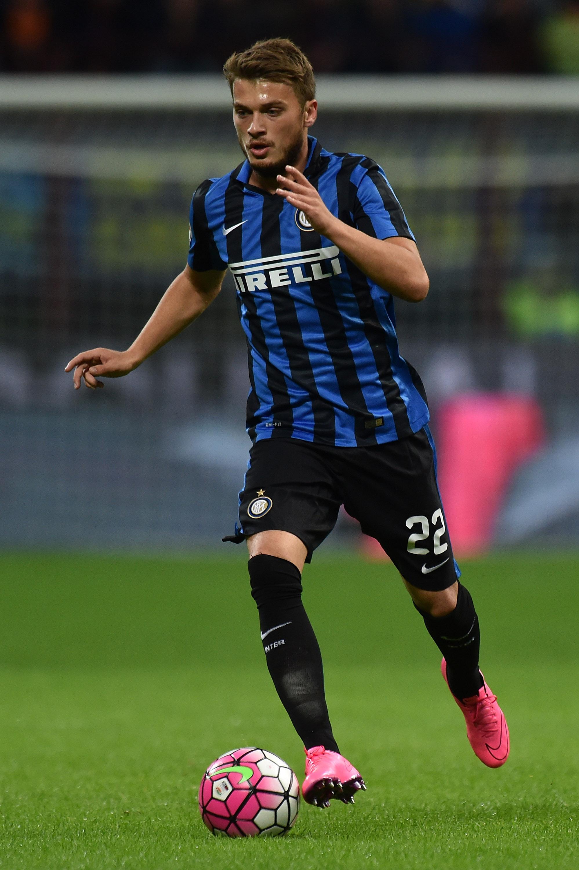 Adem Ljajic, da questa stagione indossa la maglia dell'Inter