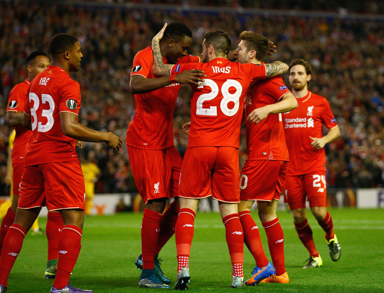 Liverpool FC v FC Sion - UEFA Europa League