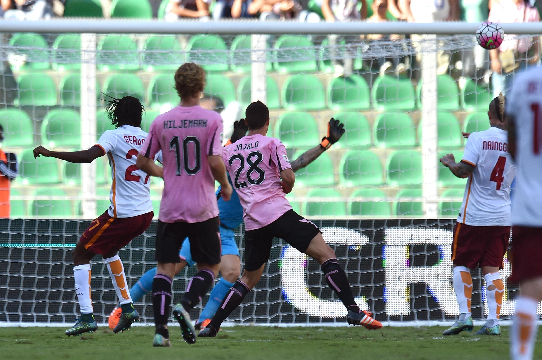 US Citta di Palermo v AS Roma - Serie A