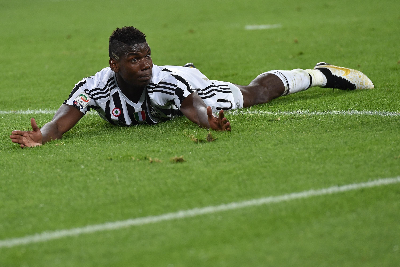 Paul Pogba, per lui quest'anno 11 presenze e un gol