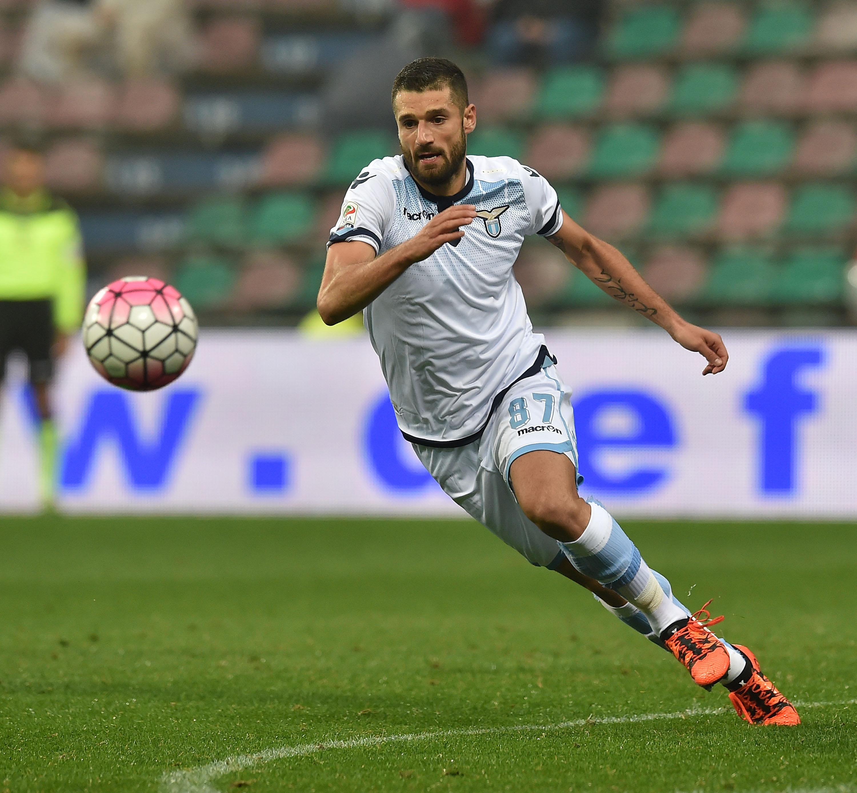 Antonio Candreva, simbolo della rinascita della Lazio