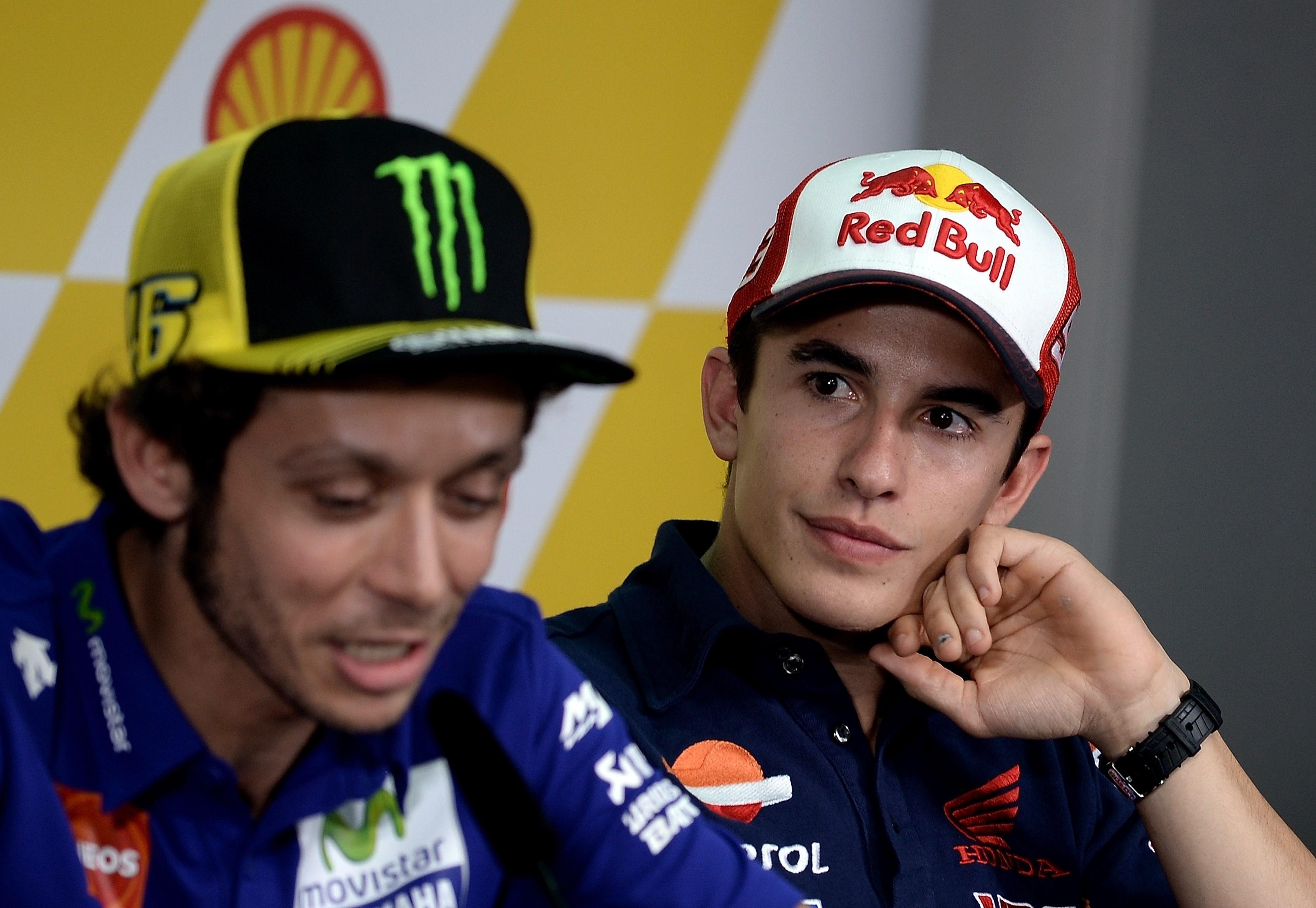 Valentino Rossi e Marc Marquez: c'eravamo tanti amati...