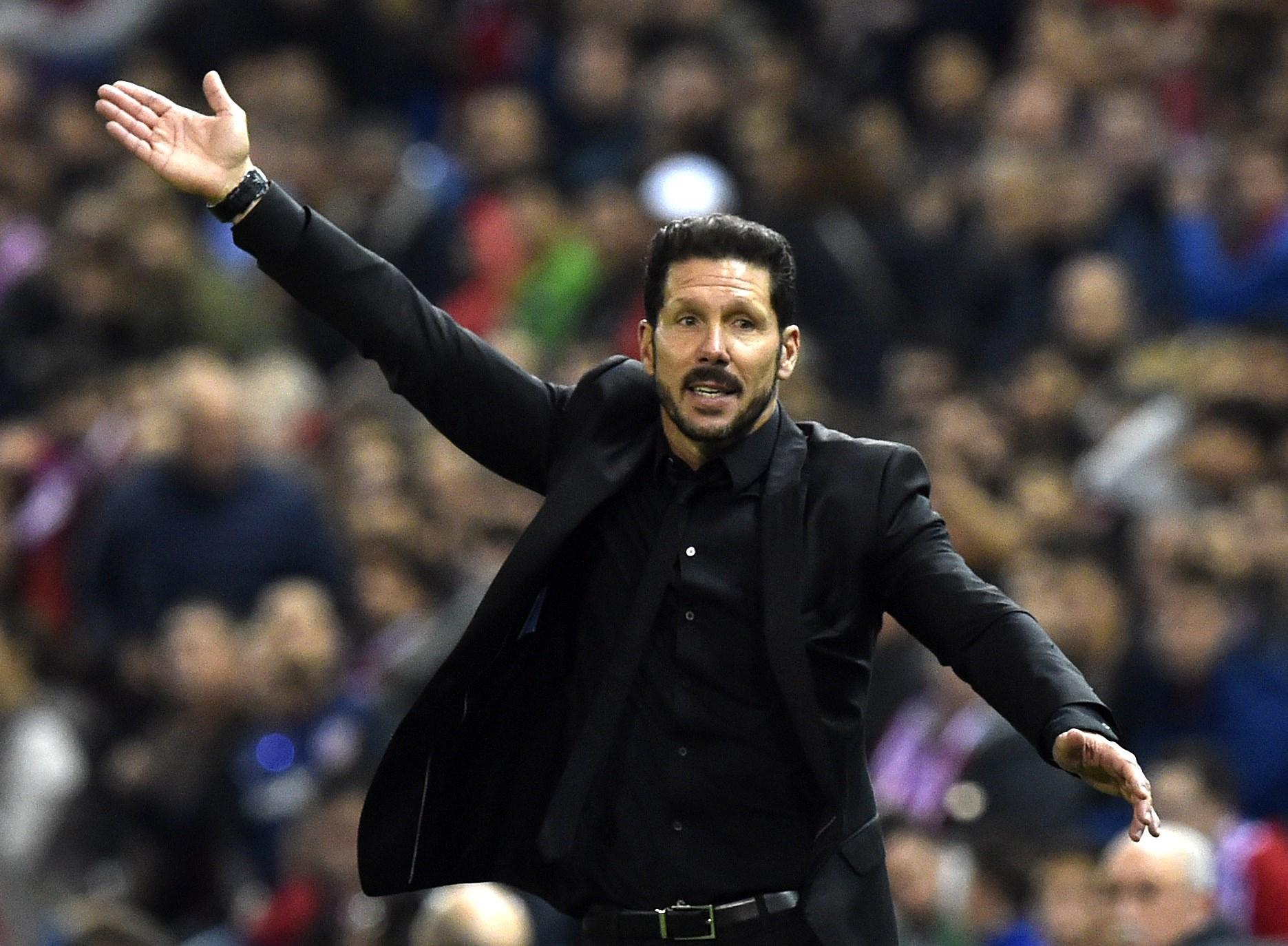 L'Atletico di Simeone ha subito solamente 11 gol in tutto il campionato