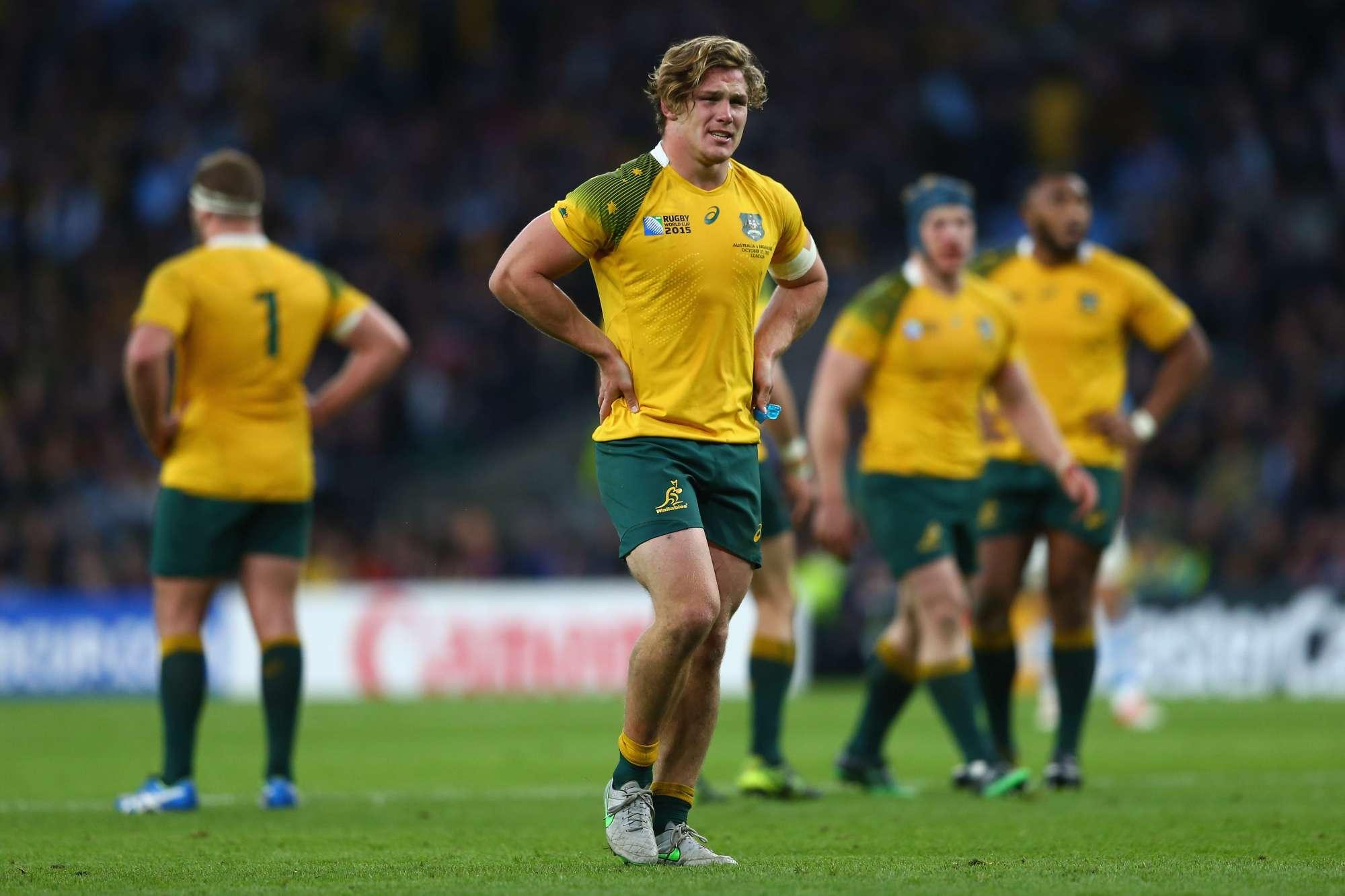 Michael Hooper: lui e la sua Australia cercano l'upset con la Nuova Zelanda