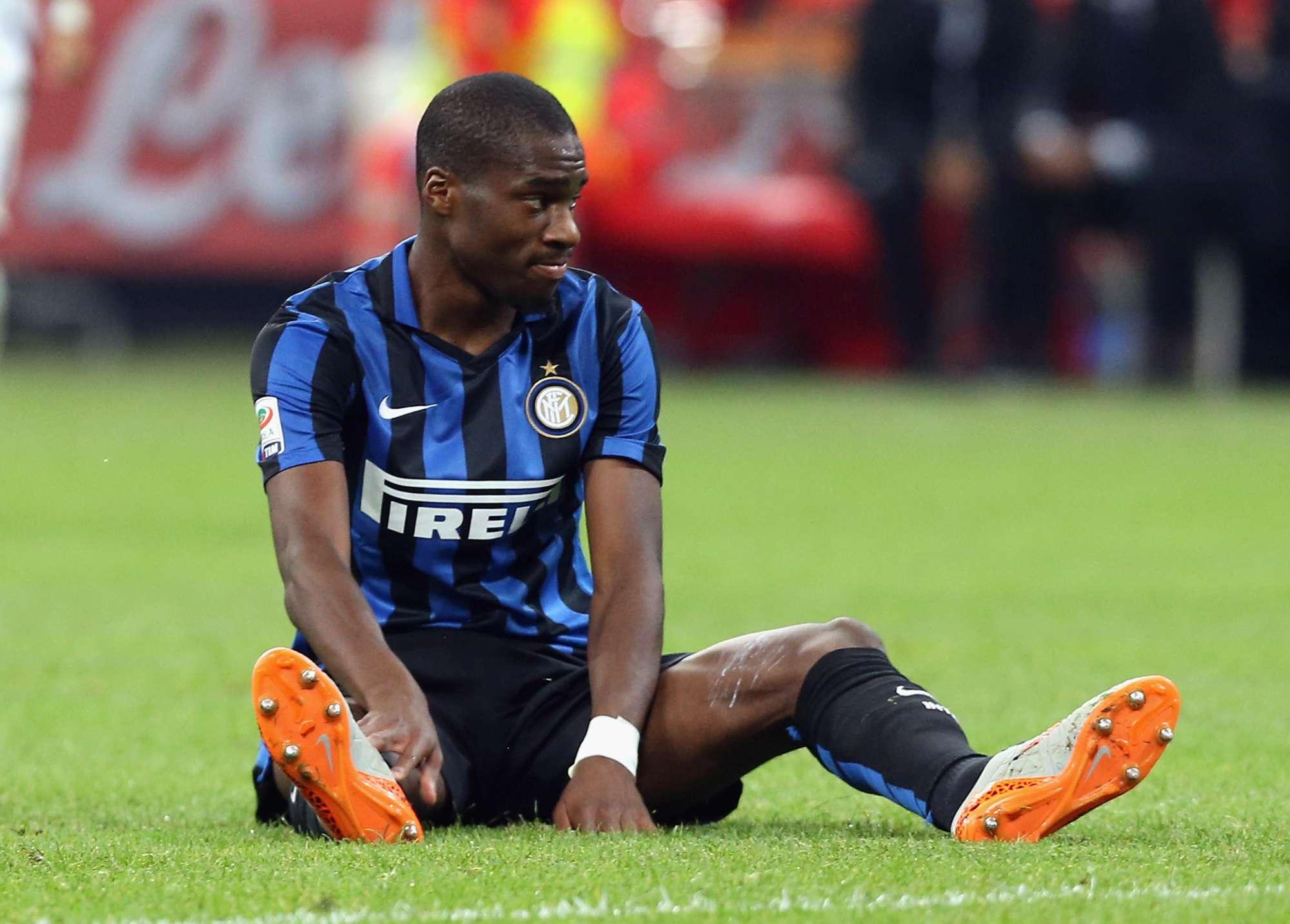 Acquistato per 35 milioni in estate dall'Inter, Kondogbia non sta rispettando le aspettative