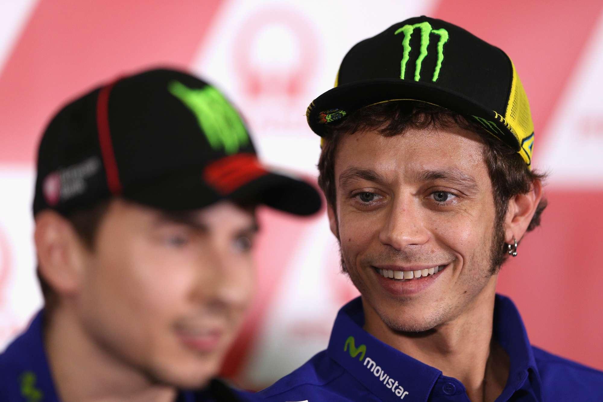 La grande sfida della stagione 2015: Rossi vs Lorenzo